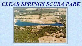 Clear Springs Scuba Park